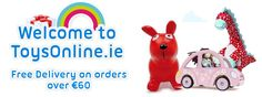 ToysOnline.ie Toys Online, Free Delivery, Christmas Ornaments, Holiday Decor, Shops, Shopping, Tents, Christmas Jewelry, Retail