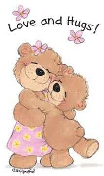 Need A Hug Quotes, Morning Love Quotes, Funny Day Quotes, Hug Cartoon, Hugs And Kisses Quotes, Special Friend Quotes, Hug Images, Thinking Of You Quotes, Friendship Images