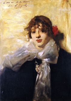 The Woman Gallery - John Singer Sargent