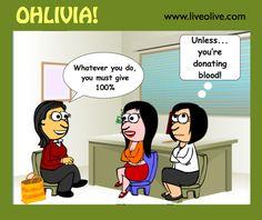 Humor transfusion