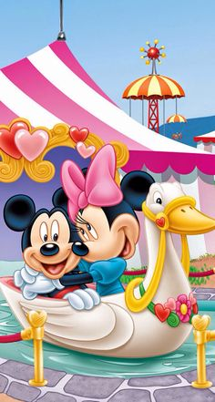 Baby Cartoon Disney Mickey Mouse New Ideas Arte Do Mickey Mouse, Mickey Mouse Crafts, Mickey And Minnie Love, Mickey Mouse And Friends, Minnie Mouse Pictures, Mickey Mouse Images, Mickey Mouse Cartoon, Disney Mickey Mouse, Baby Cartoon