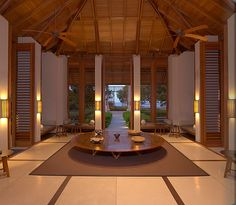 Caribbean Luxury Beach Resort Pictures, Amanyara Picture Tour - picture tour