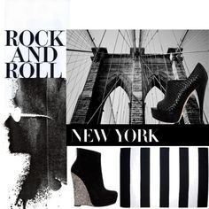"""""""Rock and Roll: Alejandro Ingelmo Spring/Summer 2012 Collection"""" by alejandroingelmo ❤ liked on Polyvore"""