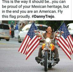 """Danny Trejo, aka """"Machete"""""""