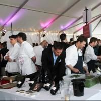The Nantucket Wine Festival, an annual event celebrating great wines from around the world.
