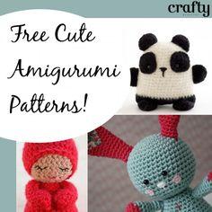 Free Amigurumi Patterns