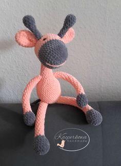 amigurumi crochet giraffe handmade