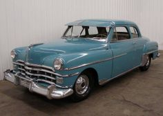 1950 Chrysler Windsor for sale | Hemmings Motor News