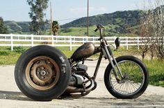2-stroke Trike