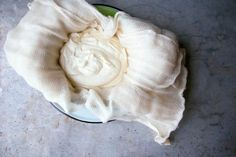 How to make the delicacy that is mascarpone cheese in 10 minutes, using just 2 ingredients.