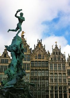 A hidden gem of Belgium, here are the top things to do in Antwerp — the city of diamonds, fashion & culture, and also the city that I now call 'home'! | via http://iAmAileen.com/things-to-do-in-antwerp-belgium-ultimate-guide/ #antwerp #travel