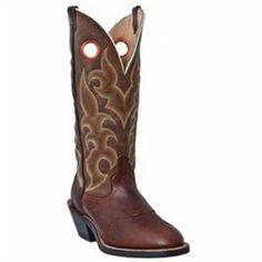 laredo laredo western boots mens garland buckaroo