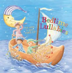 Bedtime Lullabies, Fall Asleep To Your Free Cd By Nicola Baxter, 9781861473608., Literatura dziecięca