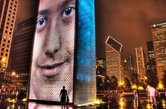 The Neo Monoliths of Chicago by Stuck in Customs, via Flickr