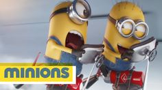 "2 Cute ! ;-) Minions ""The Competition"" Mini-Movie (HD) - Illumination"