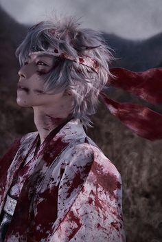 Gintama   Gintoki Sakata cosplay