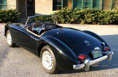 "MGA MKII ""deluxe""  - Northshore Sports Cars, Lake Bluff, IL"