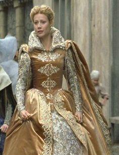 """Gwyneth Paltrow , en """" Shakespeare in Love"""". Wedding Dress 1998 - Oscar Mejor diseño de vestuario - Sandy Powell en 1999"""