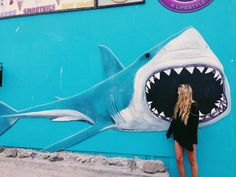 Want to do a project like this with all the murals around town this summer! @emilylionnn @mya_bell @katiercallaghan