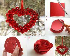 DYL Valentine's wreath