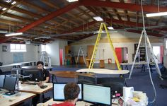 Coworking Space - The Ward Room, Auckland, New Zealand