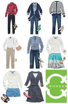 C Wonder Spring Fashion: Press Preview 2014