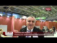 Politique France Congrès des Maires de France : François Baroin élu président - http://pouvoirpolitique.com/congres-des-maires-de-france-francois-baroin-elu-president/