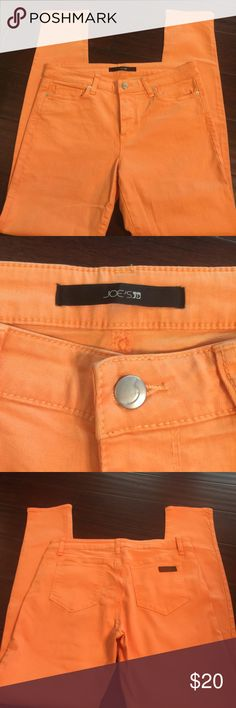 Joe's Jeans Practically new  purchased from Nordstrom , in amazing condition women's size 31 Joe's Jeans. Offers accepted Joe's Jeans Jeans Skinny