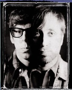 The Black Keys by Danny Clinch (Polaroid)