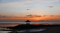 Euriental | fashion & luxury travel | sunrise at Sofitel Nusa Dua, Bali