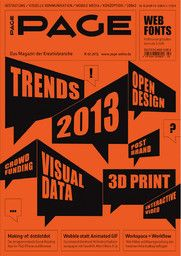 PAGE 02.2013 – Trends 2013