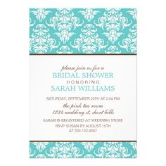 This DealsLarge Blue Damask Bridal Shower Personalized Announcementso please read the important details before your purchasing anyway here is the best buy