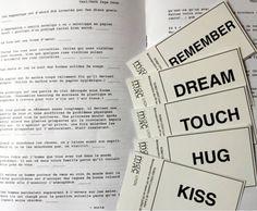 Les billets de l'expo Yoko Ono