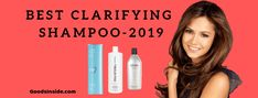 The core purpose of Clarifying shampoos is not to promise dazzling shine and bounce. Rather, it promises to clean hair, removes dirt and debris trapped in the scalp. Best Clarifying Shampoo, Things That Bounce, Good Things, Oily Hair, Cool Hairstyles, Shampoos, Purpose, Core