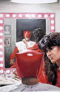 Alex Ross > Astro City Painted 2841