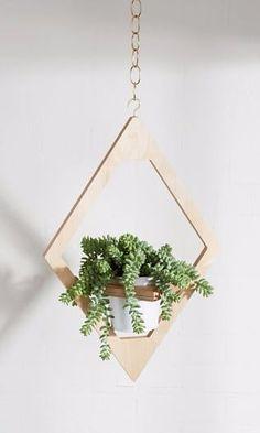 M.F.E.O. Hanging Planter