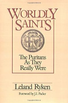 Worldly Saints: The Puritans As They Really Were by Leland Ryken http://www.amazon.com/dp/0310325013/ref=cm_sw_r_pi_dp_02eQtb106GD9K2EB