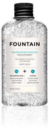 Molecules - Fountain is a beauty supplement