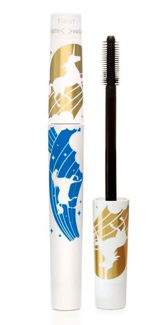 Pacifica Dream Big Vegan 7 in 1 Mascara.  It has a unicorn on the tube!  Love!