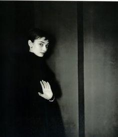shadowy Audrey