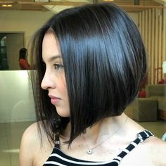 Hairstyles For Kids Blissful Short Layered Bob Haircuts and Hairstyles for Egirls You Must Try Now Short Layered Bob Haircuts, Short Haircut Styles, Medium Bob Hairstyles, Short Hairstyles For Women, Hairstyles With Bangs, Straight Hairstyles, Very Short Hair, Short Hair Cuts, Blond Pony