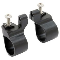 """for 7//8/"""" // 22.2mm Bars Locking Clamps Padded Canvas NEW Bicycle Comfort Grips"""