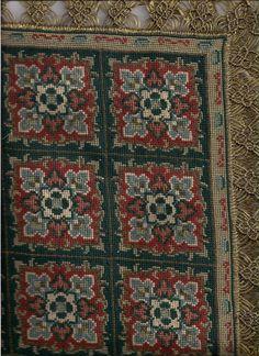 Silk Ribbon Embroidery, Cross Stitch Embroidery, Cross Stitch Patterns, Couture Embellishment, Cross Stitch Rose, Square Patterns, Gold Work, Bargello, Needlepoint