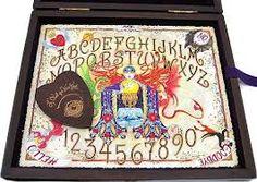 Home · Beautiful Ouija Boards