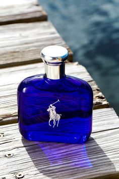 Polo Blue, an exhilarating blend of melon, basil, verbena and white suede, for the champion who lives life to the fullest.