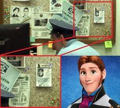 Aviez-vous remarqué ces nombreux clins d'oeil dans les dessins animés Disney ?
