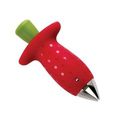Tuliptown Strawberry Stem Huller Remover Kitchen DIY Tool ** To view further for this item, visit the image link.