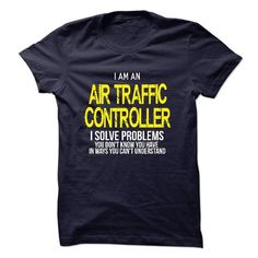 I am an Air Traffic Controller - #sudaderas hoodie #sweatshirt quotes. GUARANTEE => https://www.sunfrog.com/LifeStyle/I-am-an-Air-Traffic-Controller-18656099-Guys.html?68278