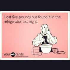 This is so true for me this week!!!