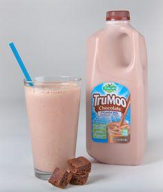 Best Trumoo Low Fat Chocolate Milk Recipe on Pinterest